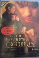 The Wisdom of Crocodiles (DVD) Jude Law Rare Ex Rental FREE POST