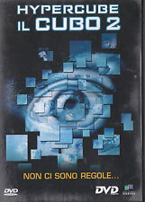 HYPERCUBE il cubo 2 - DVD