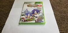 Sonic Generations (Microsoft Xbox 360, 2011) new