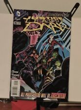 Justice League Dark  15  feb 2013