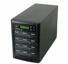 DVD CD Duplicator Disc Asus/Sony Burner 1 to 3 Duplication