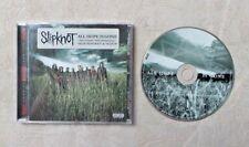"""CD AUDIO MUSIQUE  / SLIPKNOT """"ALL HOPE IS GONE"""" CD ALBUM 12 TITRES 2008"""