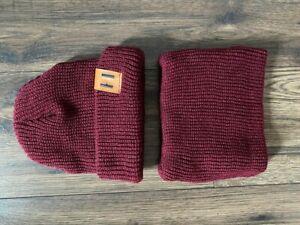 Handmade winter hat for kids
