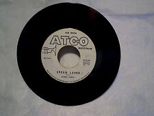 1959 BOBBY DARIN-Dream Lover (one side white label PROMO) bullmoose atco 6140 45