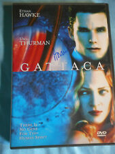 Andrew Niccol signed Gattaca pre-owned Dvd autographed Free Shipping authentic