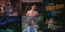 16mm Film The Naked Dawn (1955) Edgar G. Ulmer Western STUNNING TECHNICOLOR!