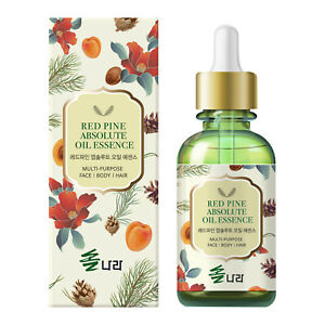 Red Pine Absolute Oil Essence 30ml 1.01oz Korean Natural material Antiaging