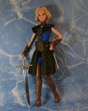 SALE Brienne of Tarth GAME OF THRONES Custom DOLL Oath Keeper