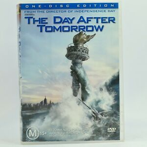 The Day After Tomorrow DVD Good Condition Free Tracked Post AU