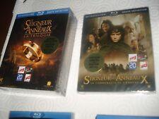 Seigneur des Anneaux French Exclusive Blu-ray STEELBOOKS BOX SET NEW
