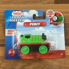 New Fisher Price Thomas & Friends Push Along Track Master Percy Engine FXX03