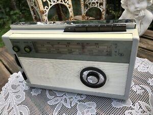 Antikes DDR Kofferradio Stern 6 RFT VEB Sternradio Berlin