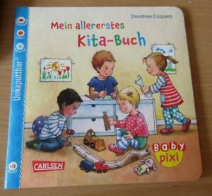 Pixi-Baby Buch, Mein allererstes Kita-Buch, neu, unkaputtbar!!
