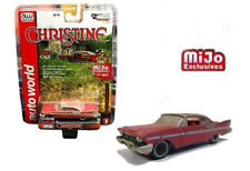 Christine 1958 Plymouth Fury (Dirty Version) 1/64 By Scale Auto World CP7440