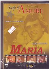 Maria (1985) 4 DVD Soap d'amore - Nuovo originale e sigillato