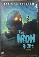 The Iron Giant (Dvd, 2003, Special Edition) New Sealed
