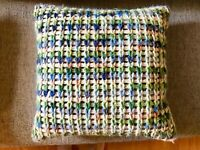 Set of 2 Frontgate Loloi Wool Throw Pillow Covers - Accent Crochet - $160 Orig