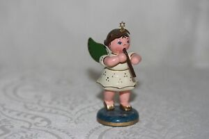 Hubrig Engel mit Flöte  6,5 cm