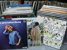 The Atlantic's Bombora CBS Mono LP vinyl 1976 ESTATE RECORD COLLECTION CLEARANCE
