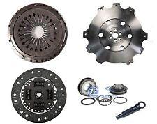 QSC Clutch Kit Light Flywheel w/ Sachs Bearing for Porsche 911 72-77 225mm