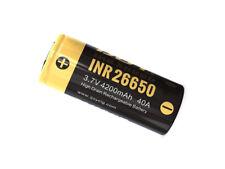 Akumulator Ijoy INR 26650 4200mAh 3,7V 40A Li-ion wysokoprądowy