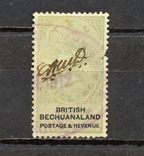 (NNAW 123) BECHUANALAND 1887 USED