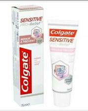 COLGATE SENSITIVE PRO-RELIEF repair & prevent TOOTHPASTE 75ml