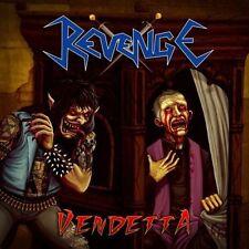 "Revenge ""Vendetta"" cd nuovo Thrash/Speed Metal"