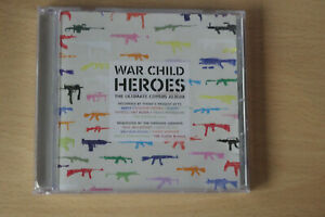 War Child: Heroes - The Ultimate Covers Album Vol.1 CD (2009)