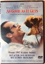 As Good as It Gets DVD, 1998