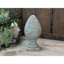 Chic Antique Zapfen  Antik Verte Shabby Vintage Brocante Garten Landhaus Mittel
