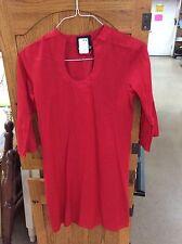 EUC! WOMEN'S DRESS BY ESCAPADA SIZE X-SMALL RED