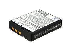 3.7V battery for Casio Exilim EX-ZR700PKC, Exilim EX-ZR300WE, Exilim EX-ZR100