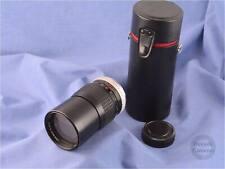 8517 - Pentax K Mount Hoya HMC 200mm f3.5 Fast Aperture Telephoto - Minty