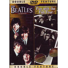 Beatles : Unauthorized / Fun With The Fab Four DVD Double Feature - NEW