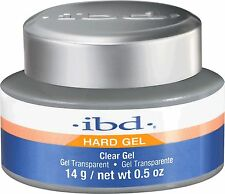 IBD UV Clear Gel - 14 g / .5 fl oz - Hard Gel 603000