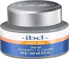 IBD UV Clear Gel - 14 g / .5 fl oz - Hard Gel 603000