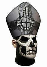 Ghost! Official Papa II Mask Collectors Mask Fancy Dress P10753