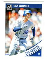 2018 Donruss #149 CODY BELLINGER Los Angeles Dodgers