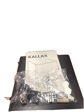 Ikea Kallax Insert with Door Black-Brown 14729 AA-1009339-3 #2B