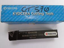 KYOCERA LATHE CUTTING TOOLS