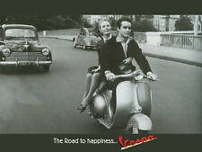 Poster Vintage Publicidad VESPA A3 reimpresión