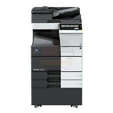 Konica Minolta Bizhub C558 Color A3 Laser Mfp Printer Copier Scanner 55 Ppm