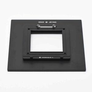 Hasselblad V Camera Adattatore Board Per Sinar 4x5 Fotografia