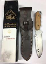 Puma Gold Knife Coltello Caccia Shark Olive- New Rare