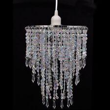 Lampadario di cristallo pendente lampada Soggiorno 22,5 x 30,5 cm