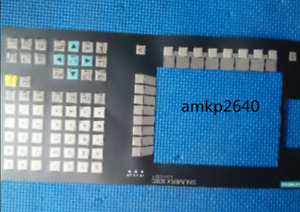 FOR SIEMENS CNC SIEMENS 808D Control: CNC-1660PF Membrane Keypad Film #am