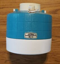 Vintage Thermos 1 Gallon Blue Jug Insulated Cooler Camp Prop Play