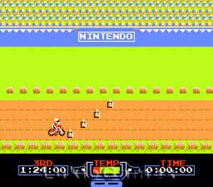 Excitebike - Fun Classic NES Nintendo Game Excite Bike