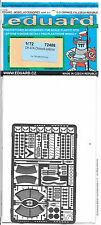 Eduard Ch-47A Chinook Photo Etch Exterior Details 1/72 486, For Trumpeter Kit St